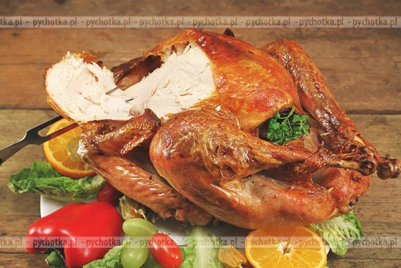 Kurczak Z Piekarnika