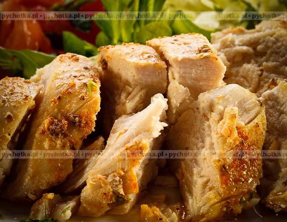 Kurczak Z Piekarnika Z Majerankiem