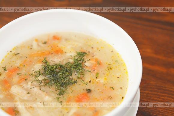 Zupa Z Kapusty Pekinskiej Na Rosole Iwony